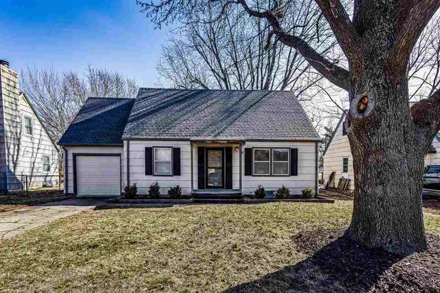528 S Lakeview Dr, Derby, KS 67037 (MLS #577650) :: Lange Real Estate