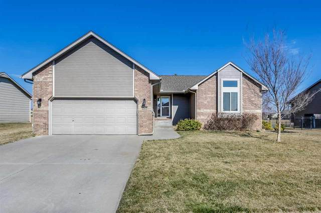 10810 W Waterside St, Maize, KS 67101 (MLS #577675) :: Kirk Short's Wichita Home Team