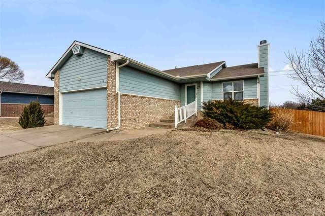 5114 N Blackhawk, Wichita, KS 67219 (MLS #577677) :: Pinnacle Realty Group