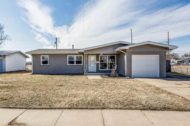 2403 S Fern Ave, Wichita, KS 67217 (MLS #577678) :: Pinnacle Realty Group