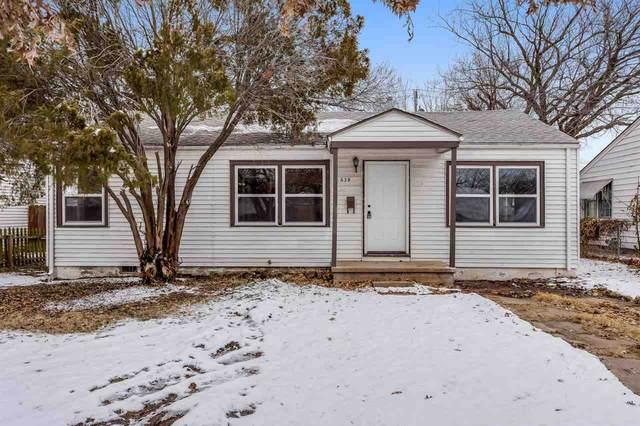 639 S Eastridge St, Wichita, KS 67207 (MLS #577679) :: Pinnacle Realty Group