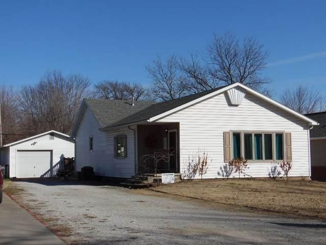 1312 N A, Arkansas City, KS 67005 (MLS #577680) :: Pinnacle Realty Group