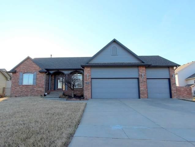815 N Bristol St, Wichita, KS 67206 (MLS #577682) :: On The Move