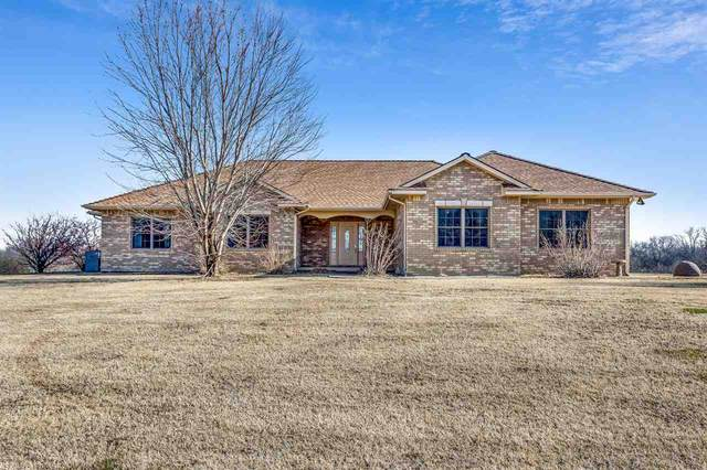 2450 SW 80TH ST, Augusta, KS 67010 (MLS #577693) :: On The Move