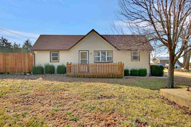 3799 SE Parallel St, El Dorado, KS 67042 (MLS #577694) :: On The Move