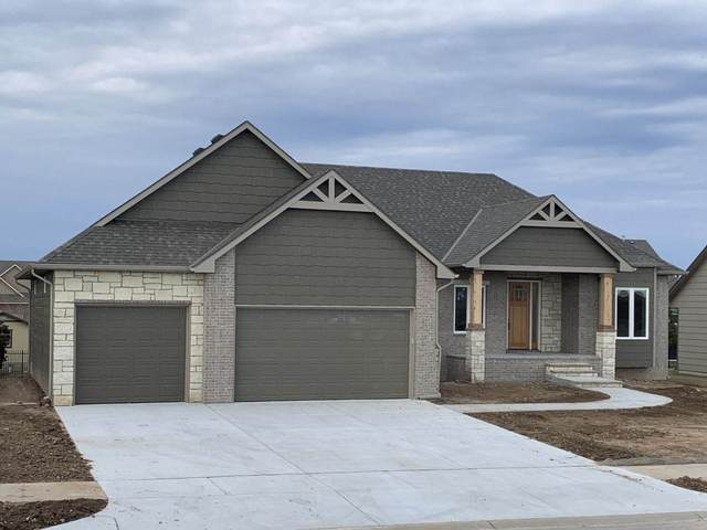 9320 W Moss Rose Ct, Maize, KS 67101 (MLS #577695) :: Lange Real Estate