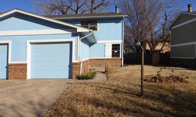 948 S Longfellow St, Wichita, KS 67207 (MLS #577697) :: On The Move