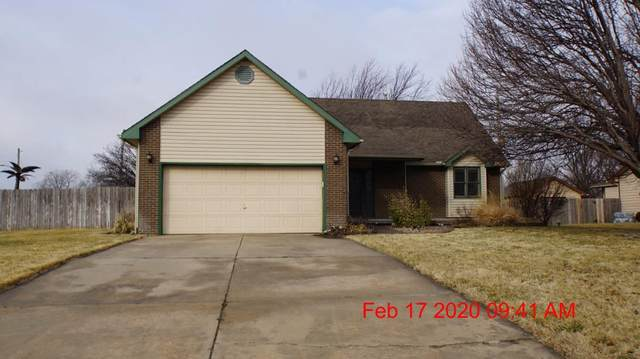 309 S Bentwood, Rose Hill, KS 67133 (MLS #577702) :: On The Move