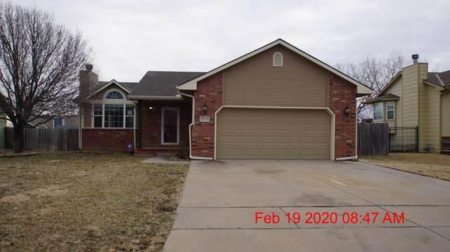 4126 Edinburg Cir, Bel Aire, KS 67220 (MLS #577705) :: Kirk Short's Wichita Home Team