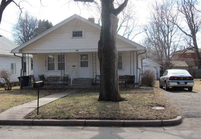 819 W 4th Ave, El Dorado, KS 67042 (MLS #577724) :: On The Move