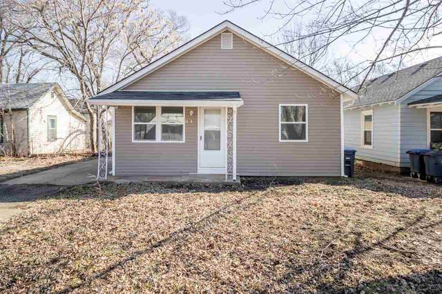 1104 S Topeka, El Dorado, KS 67042 (MLS #577727) :: On The Move