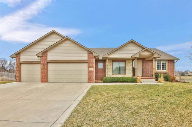 13201 W Alderny, Wichita, KS 67235 (MLS #577733) :: Kirk Short's Wichita Home Team