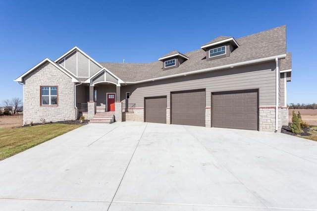1048 E Bearhill Cir, Park City, KS 67147 (MLS #577735) :: Graham Realtors