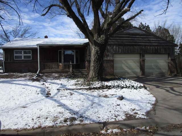 1855 S Roosevelt St., Wichita, KS 67218 (MLS #577751) :: Kirk Short's Wichita Home Team