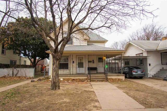 1551 S Wichita St, Wichita, KS 67213 (MLS #577758) :: Kirk Short's Wichita Home Team
