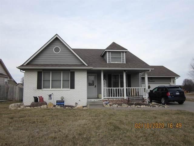 1750 Candace Lane, El Dorado, KS 67042 (MLS #577760) :: Graham Realtors