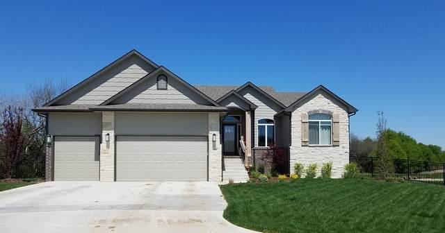 826 E Opal Ct, Mulvane, KS 67110 (MLS #577763) :: Kirk Short's Wichita Home Team