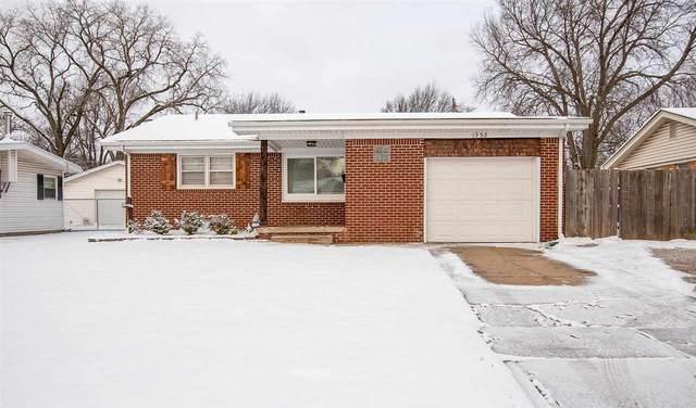 1933 N Joann, Wichita, KS 67203 (MLS #577767) :: On The Move