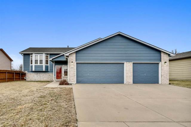 10105 W Lydia Ave, Wichita, KS 67209 (MLS #577770) :: On The Move