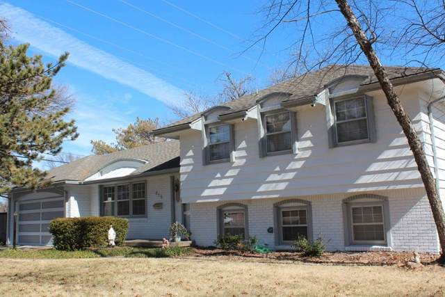 450 N Armour St, Wichita, KS 67206 (MLS #577772) :: On The Move