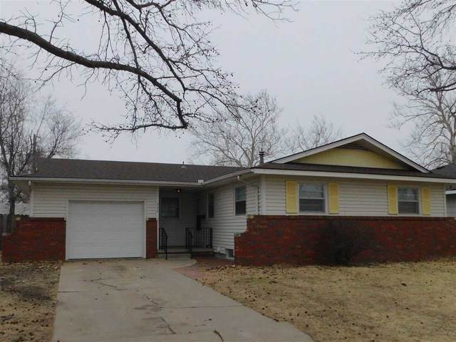 530 W Aspen St, Wichita, KS 67217 (MLS #577773) :: On The Move