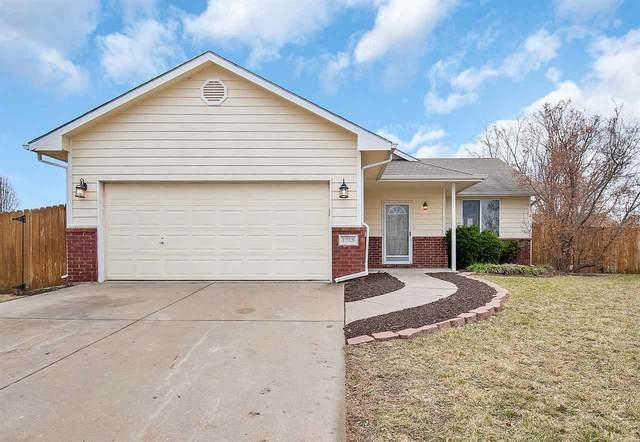 1515 E Village Estates Ct, Park City, KS 67219 (MLS #577775) :: On The Move
