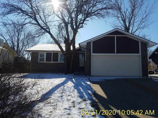 10627 E Countryside St, Wichita, KS 67207 (MLS #577779) :: On The Move