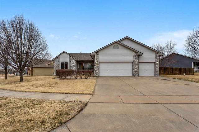 1318 E Summerlyn Dr, Derby, KS 67037 (MLS #577780) :: Lange Real Estate