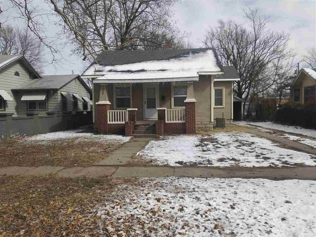 1950 S Market St, Wichita, KS 67211 (MLS #577783) :: On The Move
