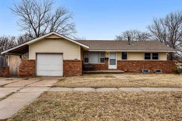 1001 S Woodlawn Blvd, Wichita, KS 67218 (MLS #577784) :: On The Move