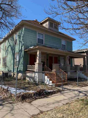 837 S Market St, Wichita, KS 67211 (MLS #577787) :: On The Move