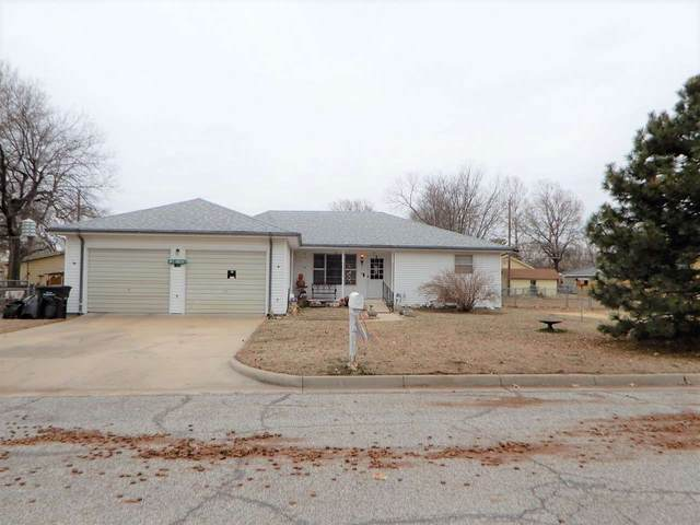 1422 N 3rd Street, Arkansas City, KS 67005 (MLS #577790) :: Lange Real Estate
