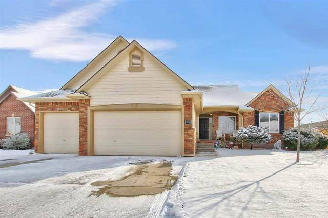 14200 W Onewood Pl #22, Wichita, KS 67235 (MLS #577794) :: On The Move