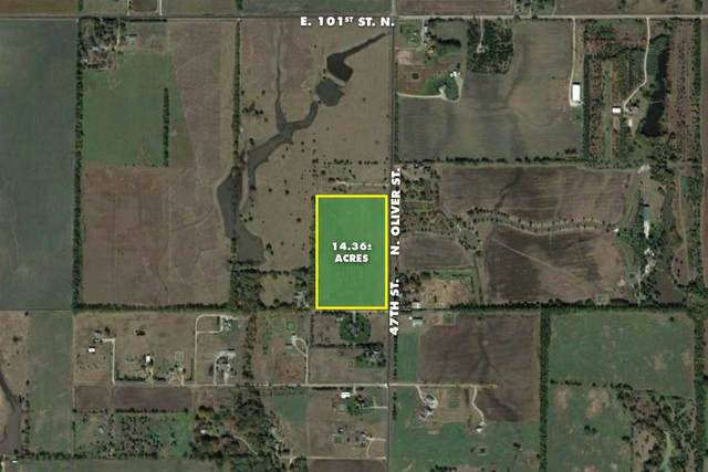 14.36 +/- Acres N Oliver St., Valley Center, KS 67147 (MLS #577798) :: On The Move