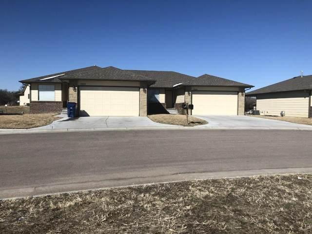 12822 E Timber Lake 12824 E Timber , Wichita, KS 67230 (MLS #577808) :: On The Move