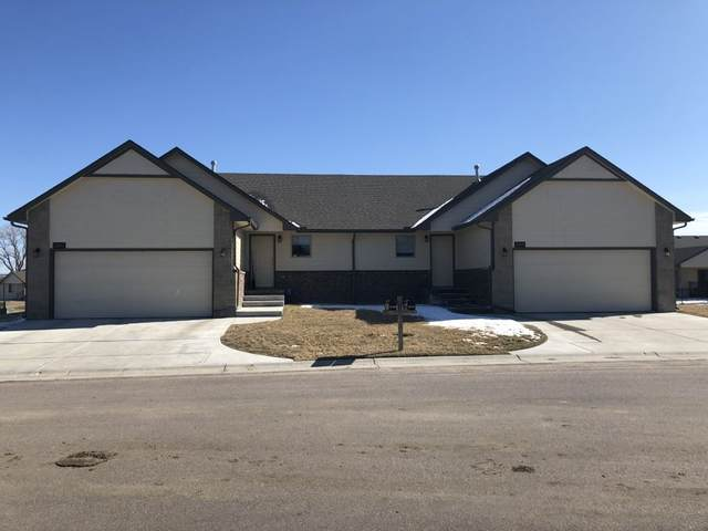 12809 E Zimmerly 12811 E Zimmerl, Wichita, KS 67230 (MLS #577810) :: Graham Realtors