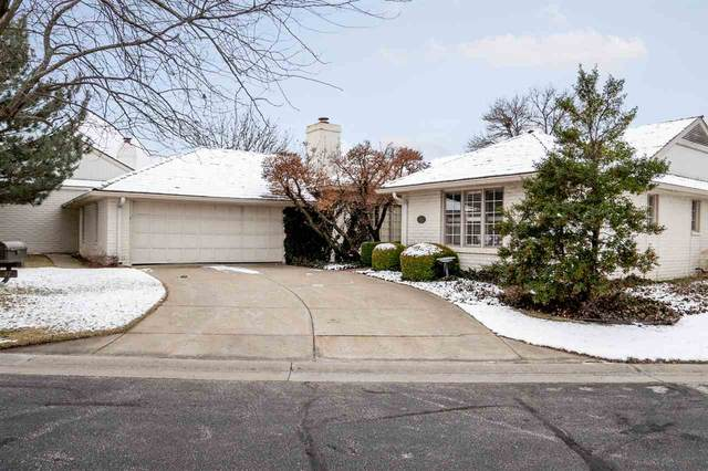 1440 N Gatewood #37, Wichita, KS 67206 (MLS #577817) :: On The Move