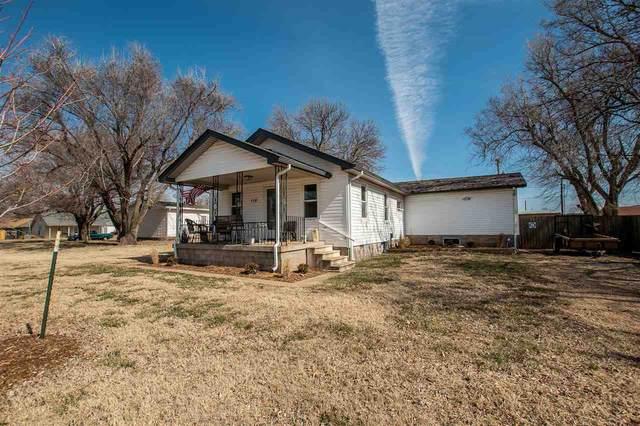 118 N Oak St, Goddard, KS 67052 (MLS #577818) :: Lange Real Estate