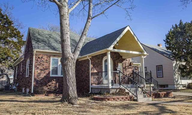 722 N Woodrow Ave, Wichita, KS 67203 (MLS #577820) :: On The Move