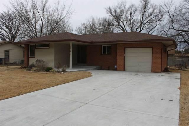 2019 W 24th St N, Wichita, KS 67204 (MLS #577823) :: On The Move