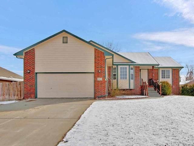 217 E Cedar Crest Rd, Rose Hill, KS 67133 (MLS #577829) :: Graham Realtors