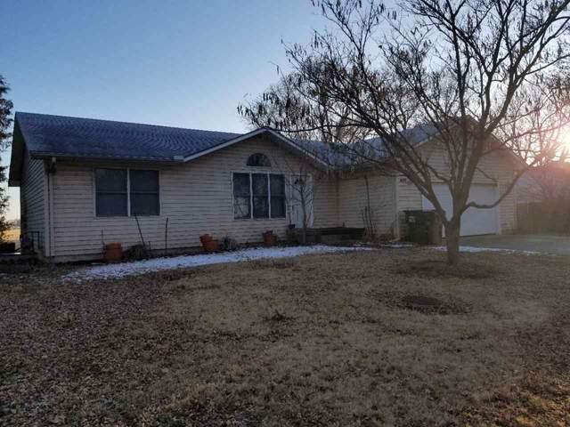 409 W 6th, Haven, KS 67543 (MLS #577832) :: Lange Real Estate