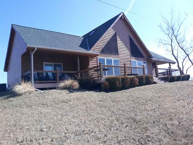 39 Eureka Lake, Eureka, KS 67045 (MLS #577849) :: On The Move