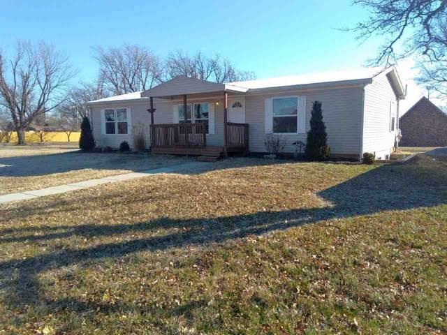 610 S Market St, Caldwell, KS 67022 (MLS #577863) :: Lange Real Estate
