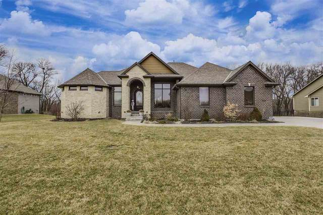 441 N Valley Creek Dr, Valley Center, KS 67147 (MLS #577876) :: Kirk Short's Wichita Home Team