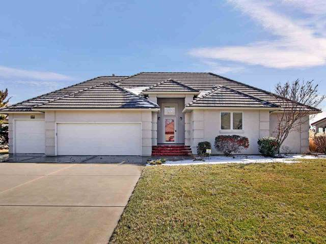 3509 W Bayview Ct, Wichita, KS 67204 (MLS #577883) :: On The Move
