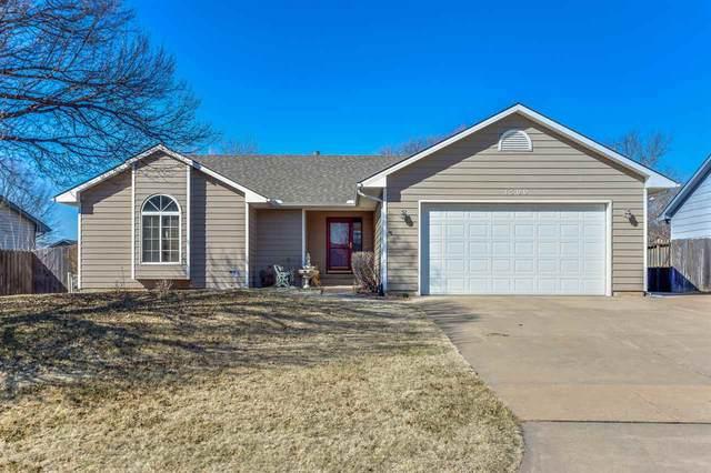 1500 Loring St, Haysville, KS 67060 (MLS #577893) :: Lange Real Estate