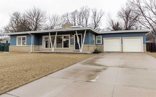 213 S Delos Ave, Haysville, KS 67060 (MLS #577896) :: Lange Real Estate