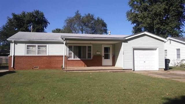 139 S Western Ave, Haysville, KS 67060 (MLS #577913) :: Lange Real Estate
