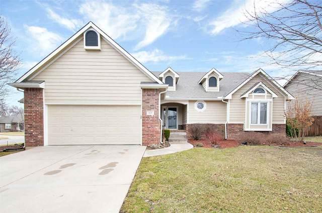 624 Worthington Pl, Andover, KS 67002 (MLS #577915) :: Lange Real Estate